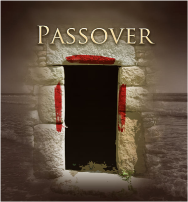 PASSOVER AND THE BLOOD?